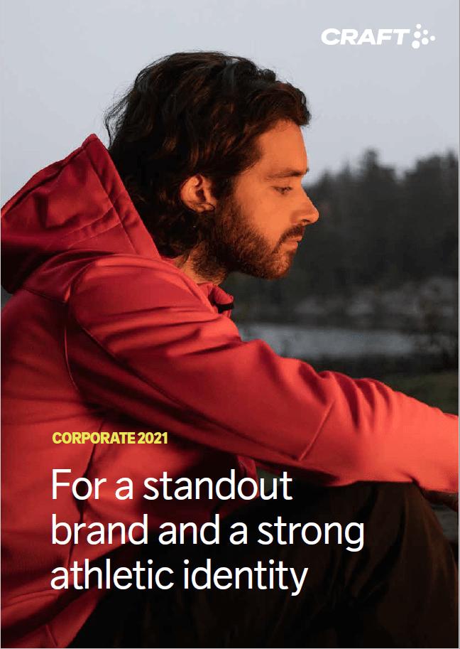 Titelbild des Craft Corporate 2021 Prospektes